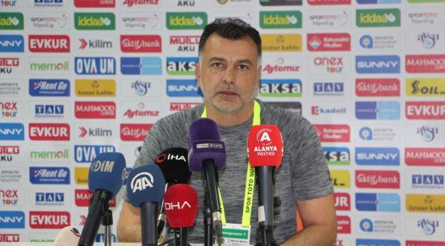 """Murat Şahin: """"Haklı bir galibiyet aldığımızı düşünüyorum"""""""