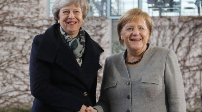 Onların gündemi Brexit