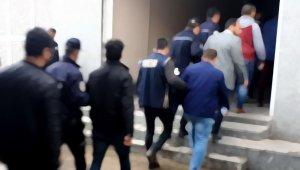 Organize suç örgütlerine darbe: Bin 608 gözaltı