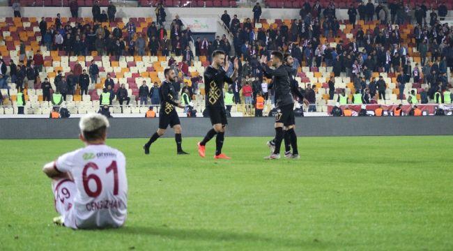 Osmanlıspor, Birevim Elazığspor'u mağlup etti