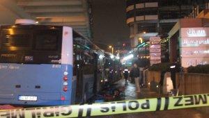 Özel halk otobüsündeki kazada 24 kişi yaralandı
