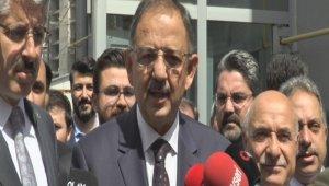 Özhaseki'den seçim açıklaması
