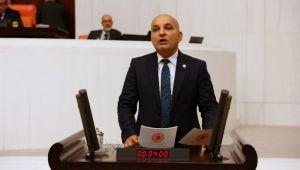 Polat ; Ilıpınar'daki yangını meclise taşıdı