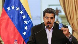 """Ordu Maduro'yu destekliyor"""