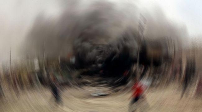 Rakka'da bomba yüklü araçla saldırı