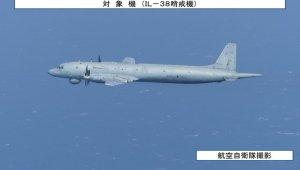 Rus uçağı, Japon denizi üzerinde keşif uçuşu yaptı