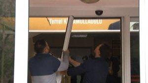 Saadet Partisi Genel Merkezi'nde tahliye işlemleri başladı