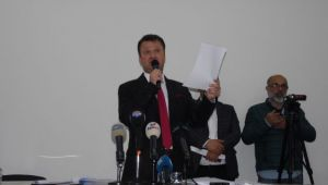 Serdar Aksoy'dan Menemen Spor Açıklaması