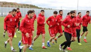 Sivasspor, Beşiktaş hazırlıkları devam ediyor