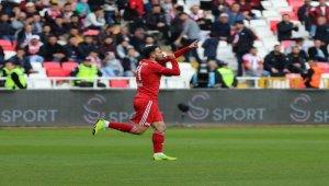 Sivasspor'un gol sayısı 600 oldu