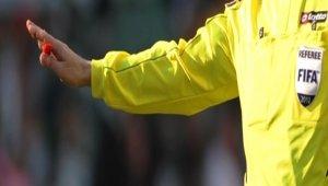 Spor Toto 1. Lig'de 29. haftanın hakemleri belli oldu