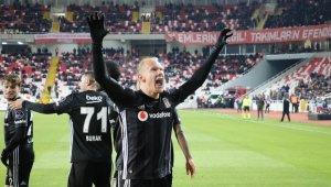Spor Toto Süper Lig: DG Sivasspor: 1 - Beşiktaş: 1