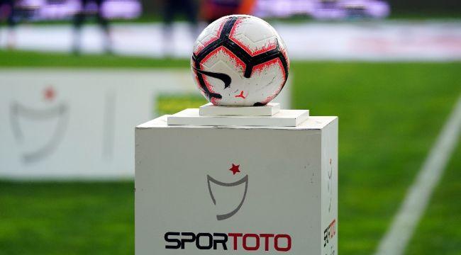 Spor Toto Süper Lig'de 28. hafta heyecanı
