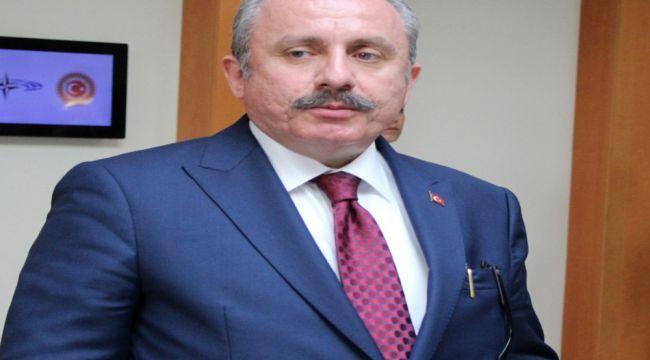 TBMM Başkanı Mustafa Şentop Bağdat'a geliyor