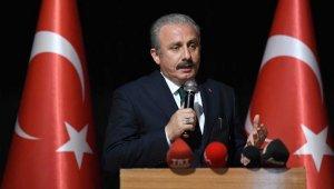 TBMM Başkanı Mustafa Şentop dünya çocuklarını kabul etti