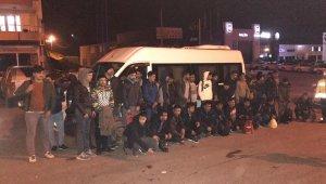 Tekirdağ'da 275 kaçak göçmen yakalandı