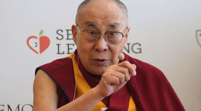 Tibet Ruhani Lideri Dalai Lama hastaneye kaldırıldı