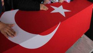 Tunceli'de uzman onbaşı kazaen şehit oldu