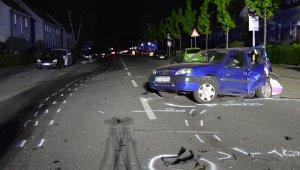 Türk annenin ölümüne neden olan Alman sürücü aranıyor