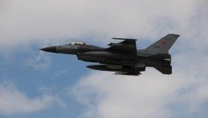 Türk silahlı kuvvetleri teröristlere göz açtırmıyor