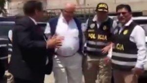 Tutuklu eski Peru Devlet Başkanı kalp krizi geçirdi