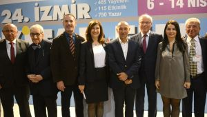 TÜYAP 24. İzmir Kitap Fuarı Açıldı