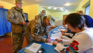 Ukrayna devlet başkanını seçiyor