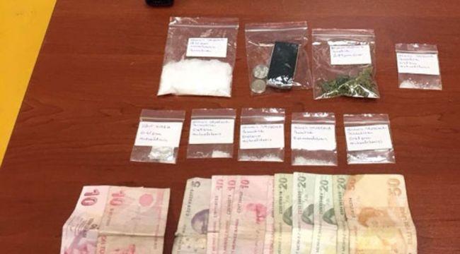 Uyuşturucu tacirlerine operasyon: 9 tutuklu