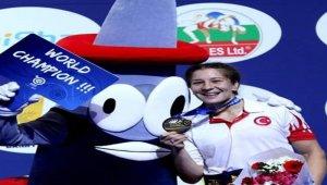 Yasemin Adar 4'ncü kez Avrupa şampiyonu oldu