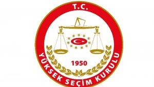 YSK mazbatanın AK Partili adaya verilmesine karar verildi.