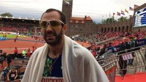 200 metrede Ramil Guliyev ikinci oldu