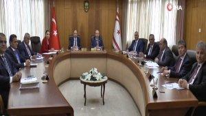 35'inci hükümetin ilk Bakanlar Kurulu toplandı