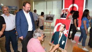 Atatürk Sergisi ve Milli Mücadele Söyleşisi
