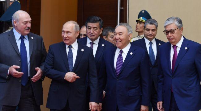 Avrasya Yüksek Ekonomik Konseyi Kazakistan'da gerçekleşti