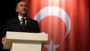 Bakan Çavuşoğlu, Meksikalı mevkidaşı Casaubon ile çalışma toplantısına katıldı