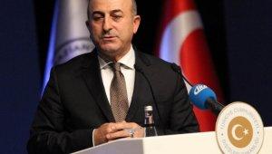 """Bakan Çavuşoğlu: """"Türkiye, SICA ile güçlü ilişkilerini sürdürmeye kararlı"""""""