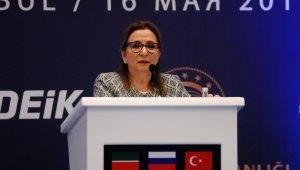 """Bakan Pekcan: """"GTS kararı ticaret hedeflerimizle çelişiyor"""""""
