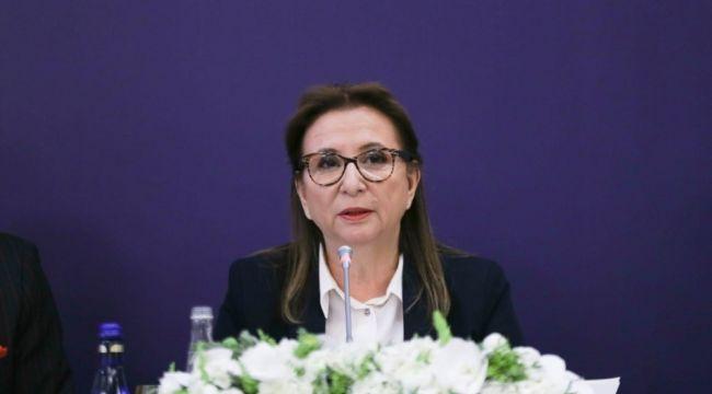 """Bakan Pekcan: """"Tataristanlı firmaların yatırımlarını desteklemeye hazırız"""""""