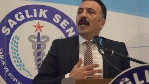 Başkan Özgür Yıldırım: Sağlık Personeli Alımlarının Takipçisiyiz