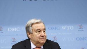 BM Genel Sekreteri Guterres'ten Yeni Zelanda'daki Müslümanlara övgü