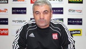 Çalımbay Sivasspor'a doğru