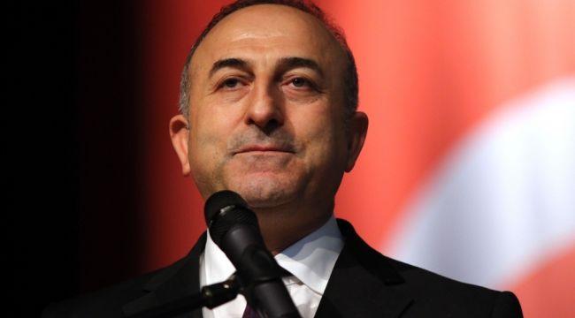"""Çavuşoğlu: """"AB'nin politikalarının başarısız olduğunu görüyoruz"""""""