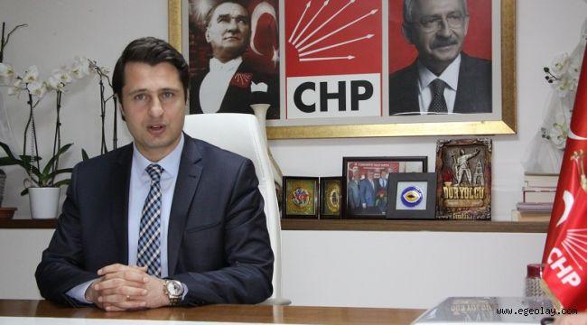 CHP İl Başkanı Yücel'den Hasan Tahsin Mesajı