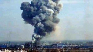 Çin'de çelik fabrikasında patlama: 1 ölü, 9 yaralı