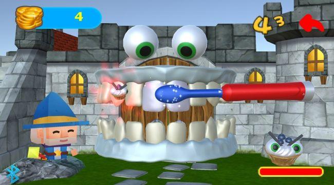 Çocuklar için akıllı diş fırçası üretildi