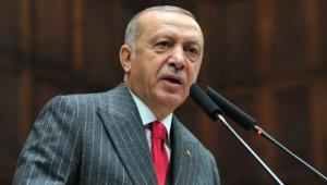 Cumhurbaşkanı Erdoğan Başkan Furey'i kabul etti