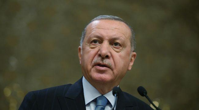 Cumhurbaşkanı Erdoğan, Necip Fazıl Kısakürek'i andı