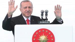 """Cumhurbaşkanı Erdoğan: """"Devlet ebed müddet milletin bizatihi kendisidir"""""""