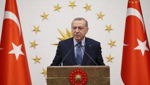 Cumhurbaşkanı Erdoğan Yargı Reformu Stratejisi'ni açıklıyor