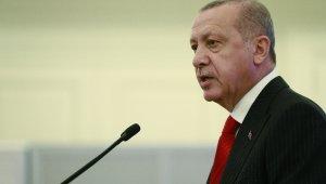 Cumhurbaşkanı Erdoğan'dan terör örgütlerine destek veren ülkelere sert tepki